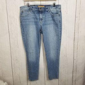 Joe's jeans the Billie ankle boyfriend slim 32